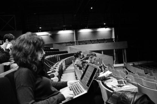 Cie Théâtre du Détour - Photo d'équipe 1