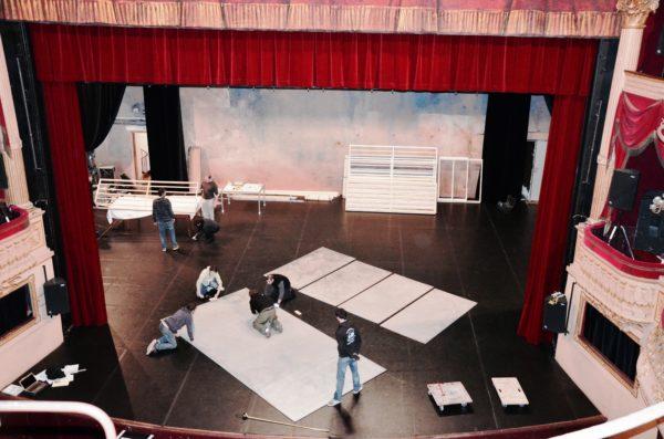 Cie Théâtre du Détour - Photo d'équipe 2