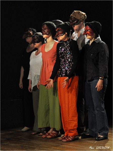 Théâtre du detour - Actions pédagogiques #3