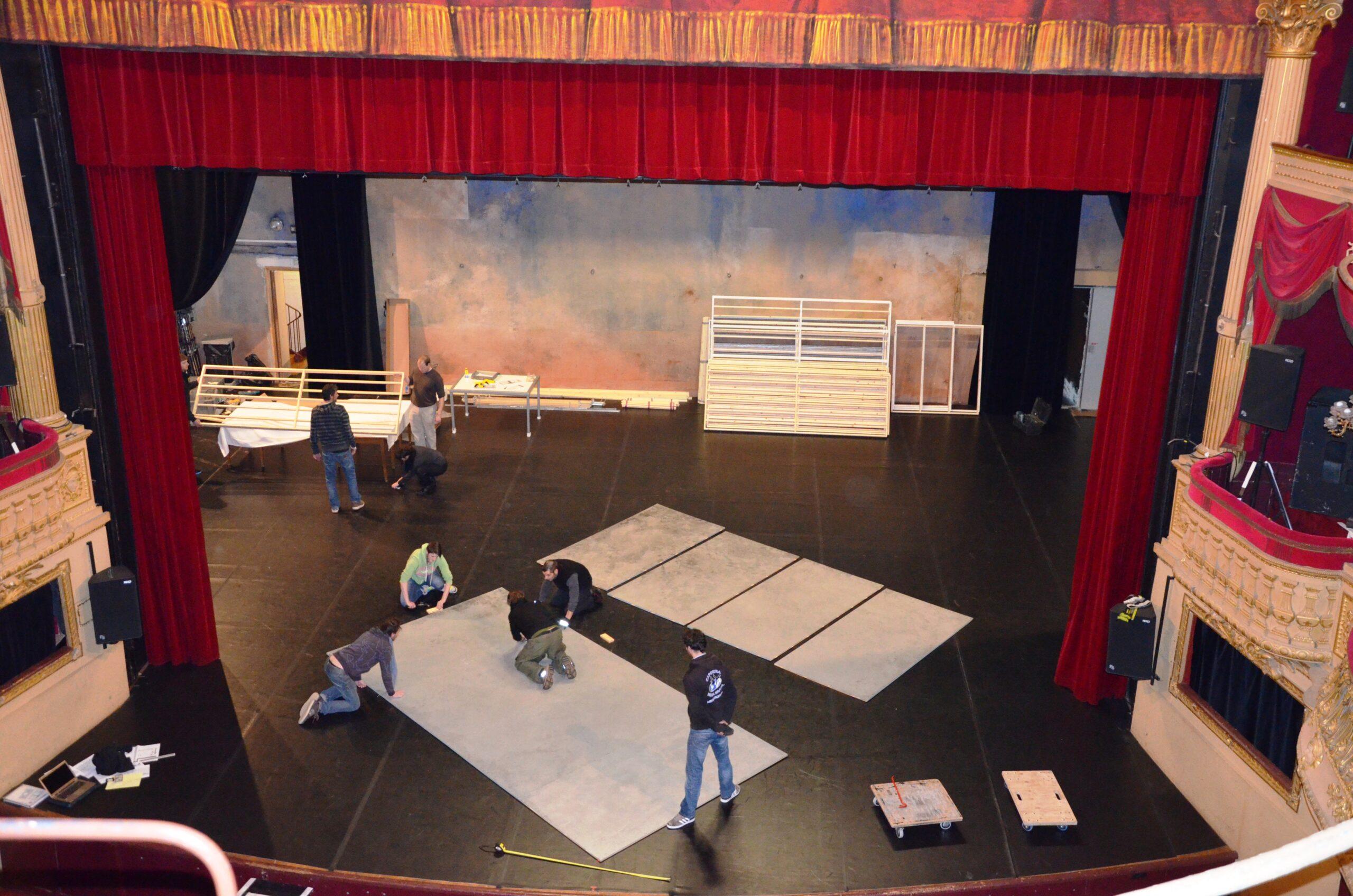 Cie Théâtre du Détour - Photo d'équipe 5